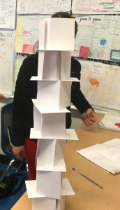 paper towers 3