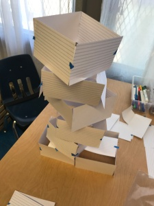 paper towers
